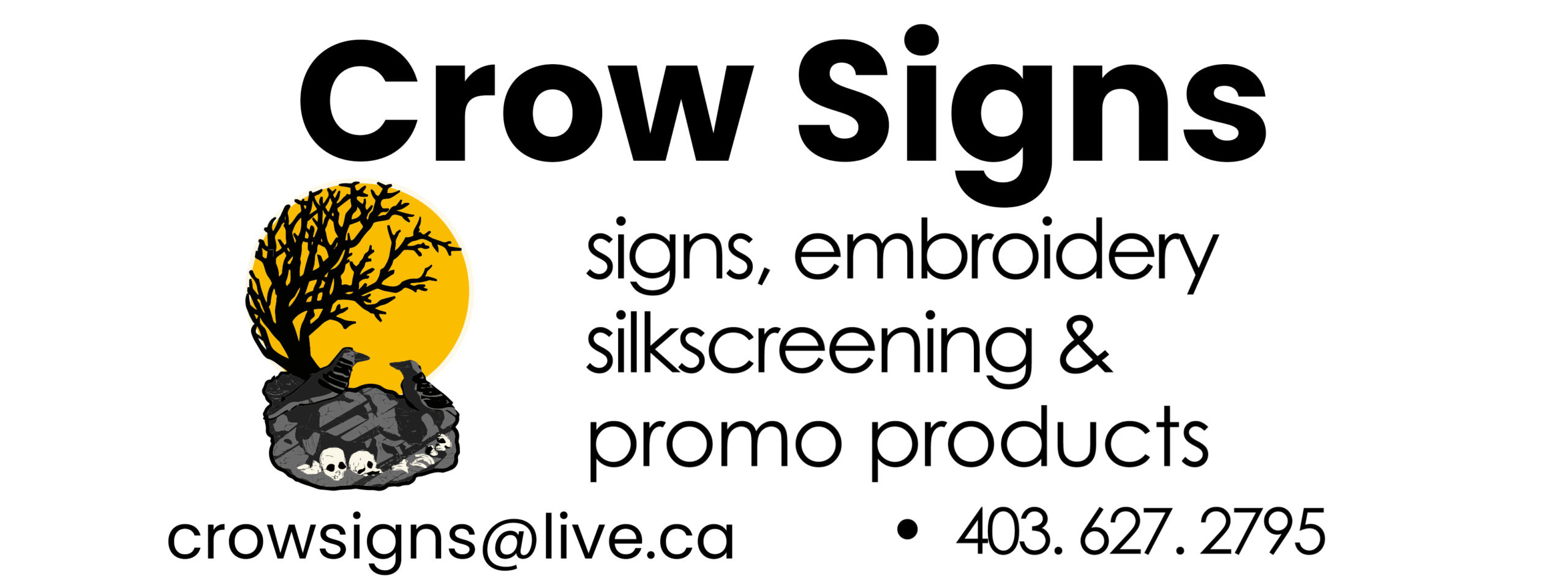 Crow Signs